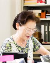 野村 喜美子 Kimiko Nomura